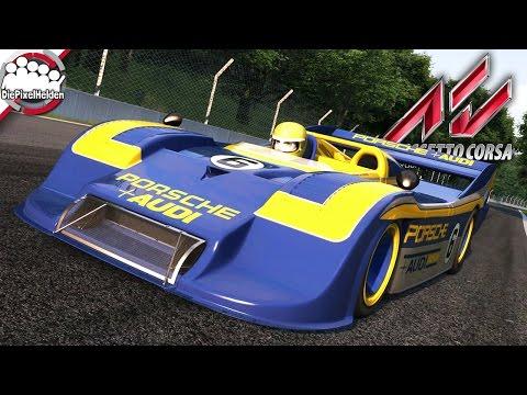 ASSETTO CORSA - Porsche 917/30 Spyder @ Road America - Porsche Pack I - Let