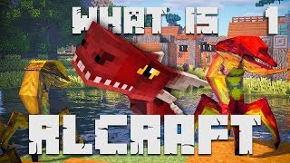 What Is RLCraft Ep. 1 Challenge Accepted