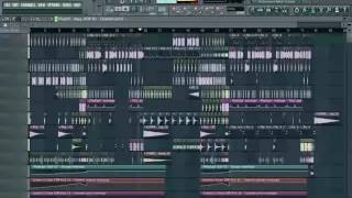 FL STUDIO FULL PROJECT: TRAP TEMPLATE 3 (+FLP)