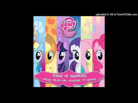 My Little Pony - Songs of Harmony 07. Music In the Treetops