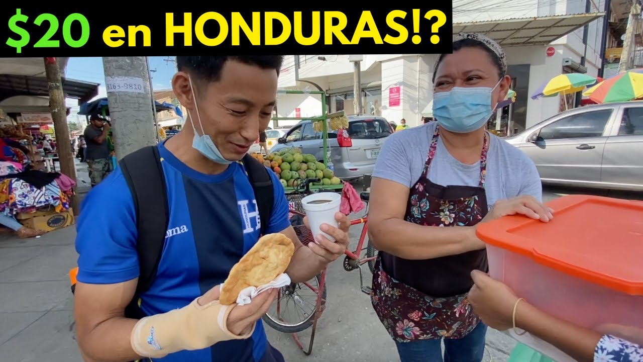 Download What can $20 get in HONDURAS?