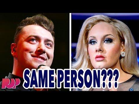 Are Sam Smith & Adele The Same Person?!