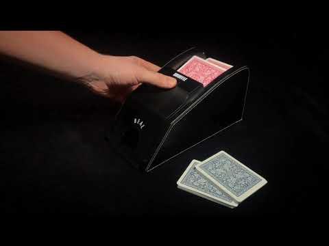 PokerBay Шафл-машинка с башмаком