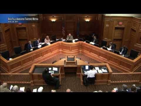 2017-04-26  Sioux Falls Annexation Task Force - 2578