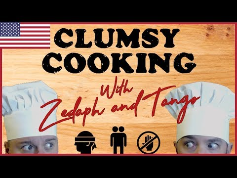 Live Stream Replay: Clumsy Cooking with Tango!