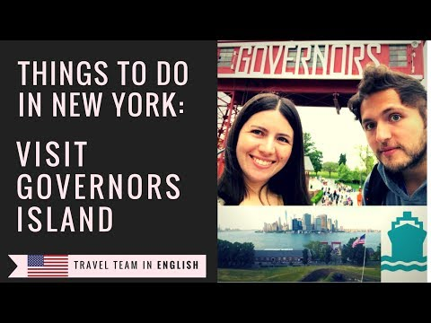VISIT GOVERNORS ISLAND (Things to do in New York) By: Travel Team