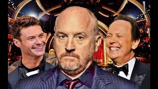 Louis CK bashes Ryan Seacrest & Billy Crystal