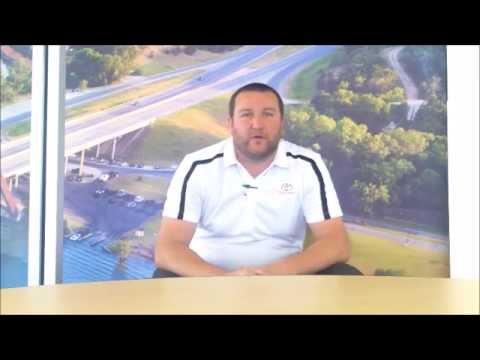 Daniel Benson From Round Rock Toyota 4-2-15c