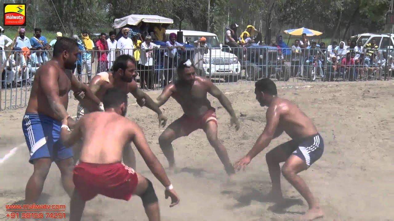 SHAMCHURASI (Hoshiarpur) !! KABADDI TOURNAMENT-2015 !! OPEN !! HD !! Part 1st