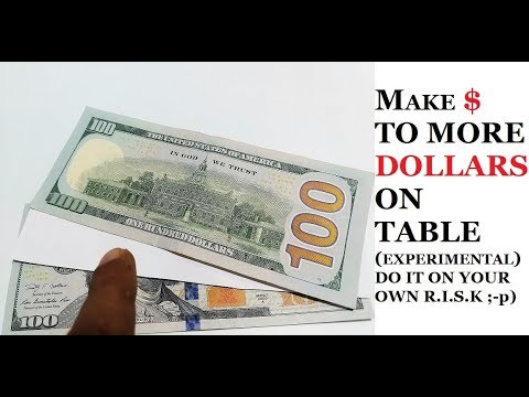 How To Make Money At Home Us Dollar