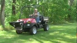 Fertilizer Spreader Utility Vehicles