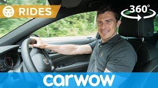 Vauxhall (Opel) Insignia Sports Tourer 360 degree test drive | Passenger Rides