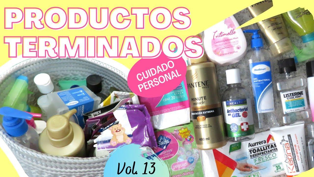 PRODUCTOS TERMINADOS VOL. 13 || Clan de Belleza