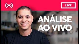 BITCOIN - ANÁLISE AO VIVO 25.06.2018 | RODRIGO MIRANDA