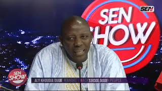 SenShow du 23 Octobre 2019 : 3eme Mandat de Macky Sall, Fou Malade denonce et devoile...