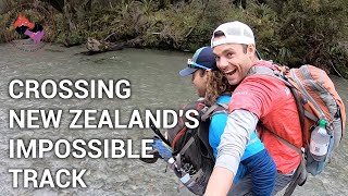 WHAT YOU DO WHEN RIVERS ARE TRAILS | CROSSING NEW ZEALAND'S IMPOSSIBLE TRACK | ADVENTURE HYDROLOGY
