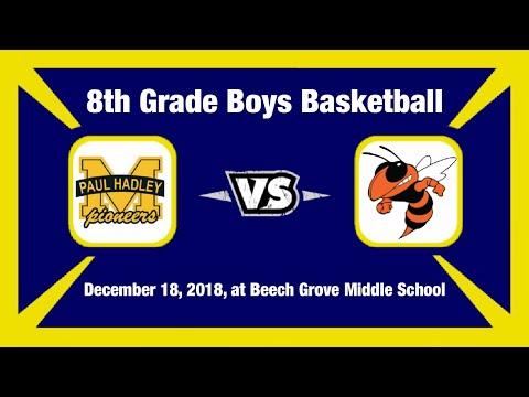 PHMS vs Beech Grove Middle School