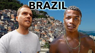 Inside Brazil's Most Dangerous Neighborhood (Extreme Slum)