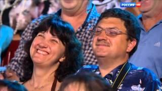 Конферанс Максим Галкин и Николай Басков. Юморина 01.04.16