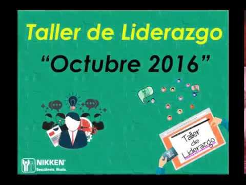 Taller de Liderazgo con Luis Kasuga Director General Nikken Latinoamérica