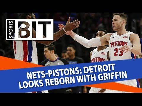 Brooklyn Nets at Detroit Pistons   Sports BIT   NBA Picks