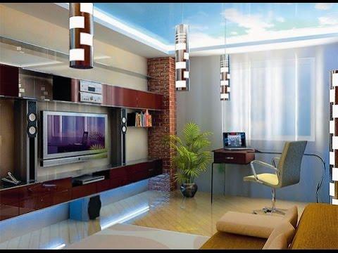 Дизайн зала 3 на 6 метра