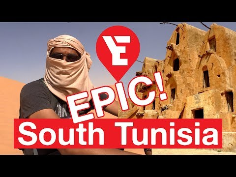 Epic South Tunisia Trip!