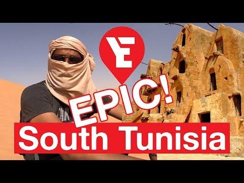 Epic South Tunisia Trip!
