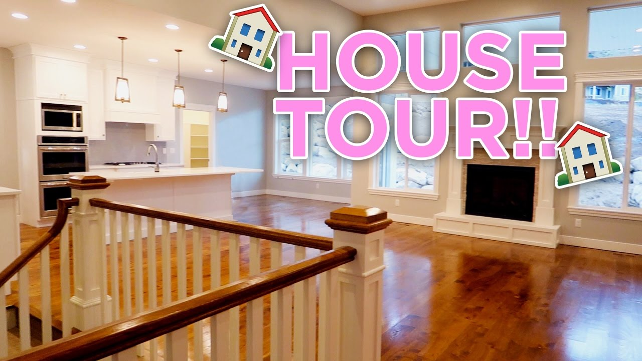 New House ellie and jared new house tour! 🏡 - youtube