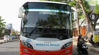 Mercedes-Benz Bus Rosalia Indah