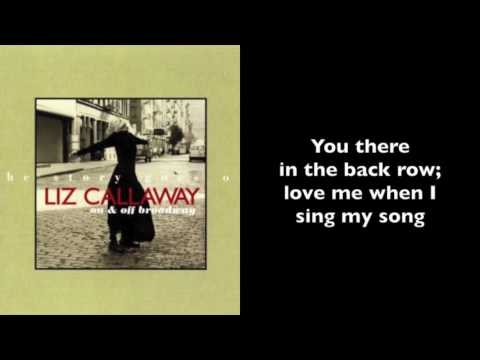 You There in the Back Row | 13 Days To Broadway [Karaoke/Instrumental With Lyrics]