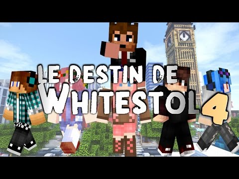 [FR] Minecraft | Le destin de Whitestol 4 | Court-métrage sé
