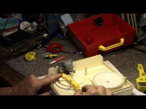 Fisher Price Music Box 995