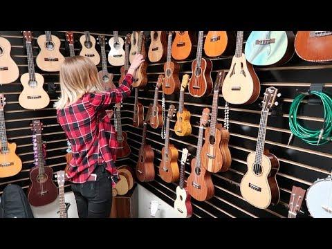 I adopted 6,000 ukuleles (approximately)