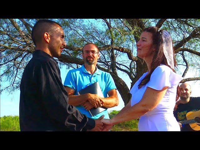 Sharing Our Wedding Vows With The Body Of Christ