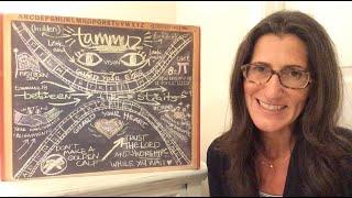 Biblical Month of TAMMUZ 5781 Chalkboard Teaching by Christine Vales