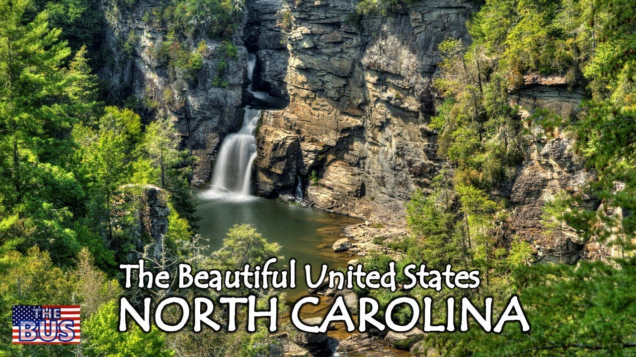 Usa North Carolina State Symbols Beautiful Places Song The Old North State W Lyrics Youtube