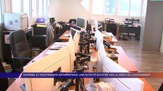 Yvelines | L'informatique, une activité boostée par le confinement