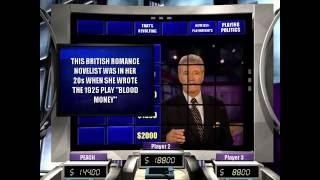 Jeopardy! 2003 PC Game 2