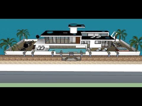 Casablanca houseboat luxo da casa flutuante Morocco Luxurious Rental Hire Modern living