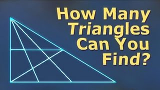triangle counting tricks in 5 second ....by manoj saini