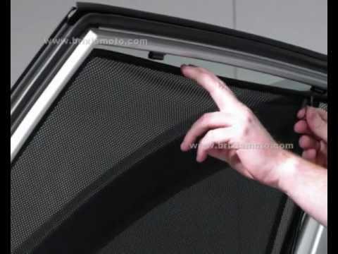 Tende Parasole Avvolgibili Per Auto.Tendine Privacy Parasole Personalizzate Per Auto Custom Made Shades For Your Car