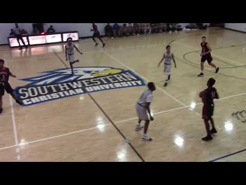 Part 4 SCU EAGLES MBB JV vs. Connors State College NJCAA 1