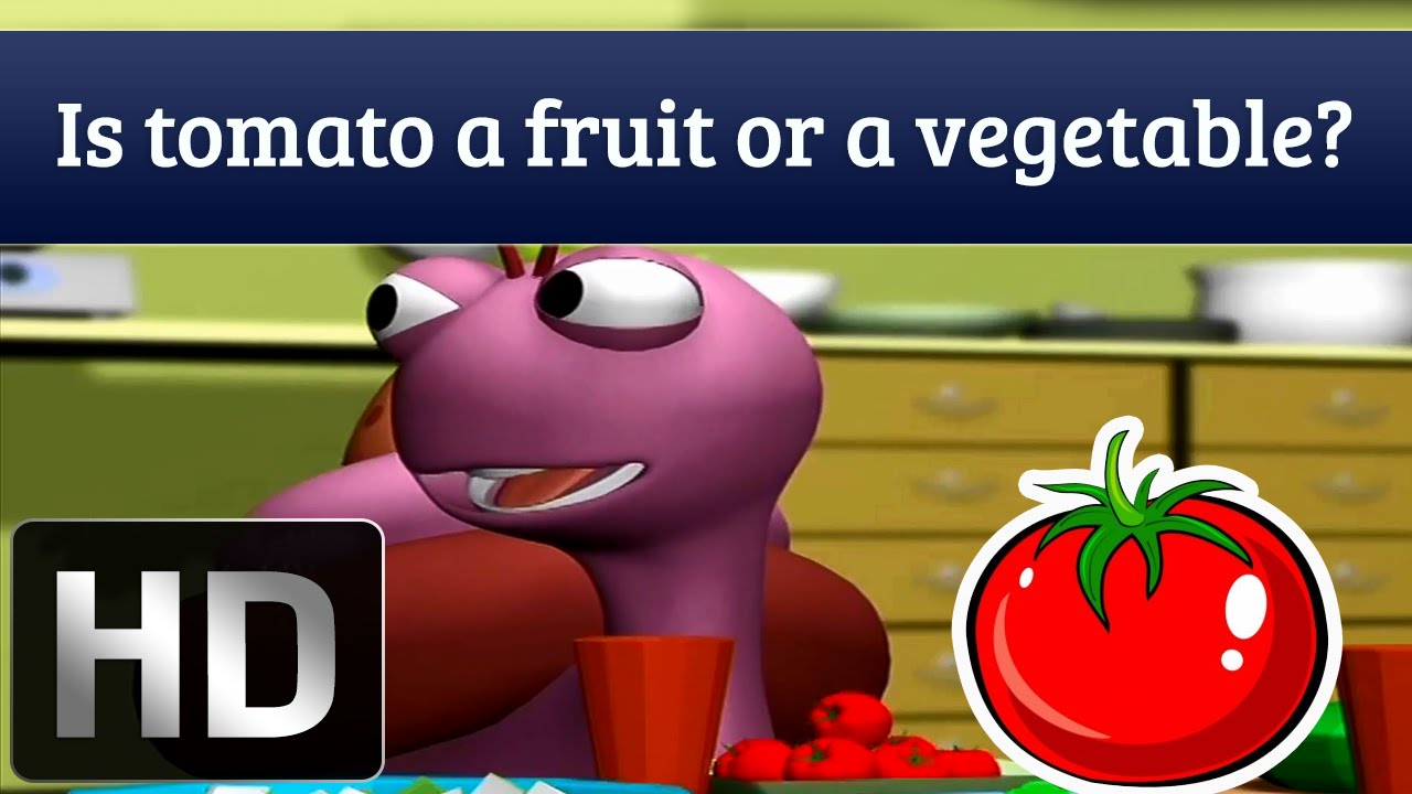 Tomato: is it a vegetable or fruit 89