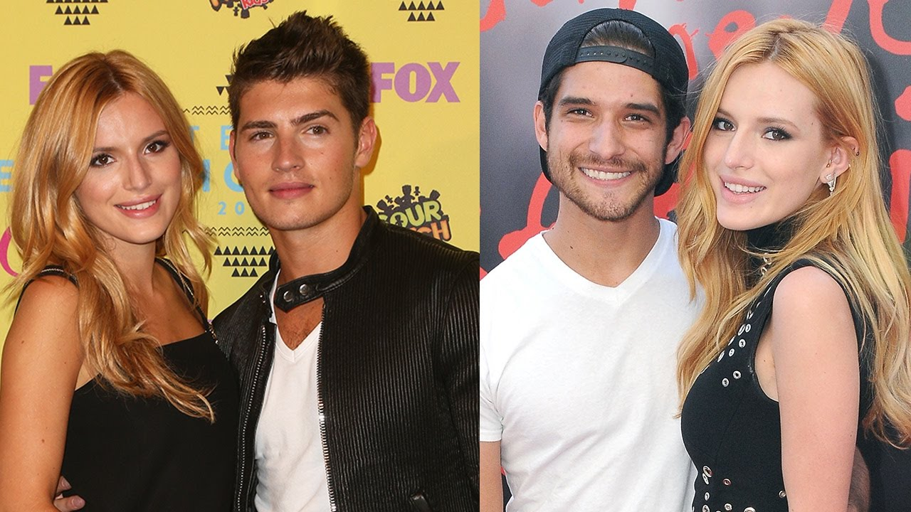 Bella Thorne DEFENDS Tyler Posey & Gregg Sulkin NUDE Photo Scandal