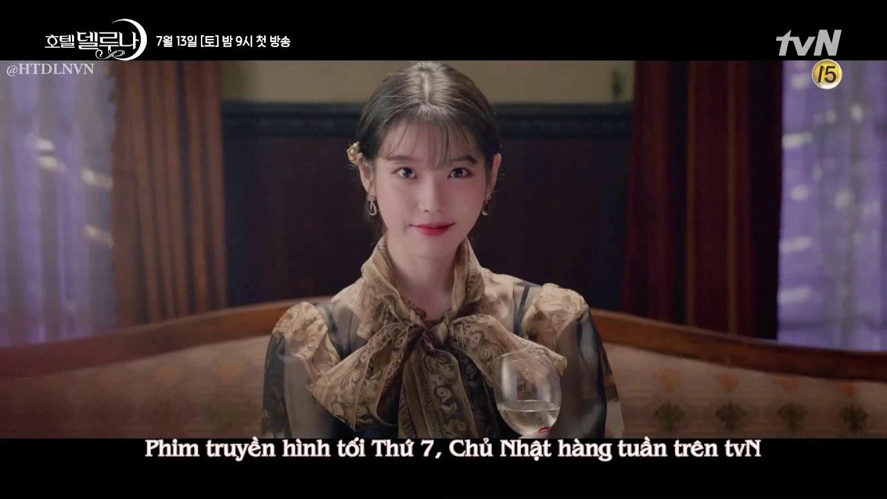 [Vietsub] Hotel Del Luna Teaser_IU, Yeo Jin Goo