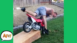 FAIL Over HANDLEBARS! 😅 | Funny Fails | AFV 2020
