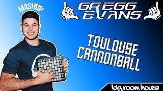 Nicky Romero vs Showtek - Toulouse Cannonball (Gregg Evans Mashup)