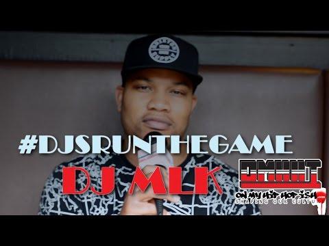 DJ MLK share unforgettable moment with DJ AM. #DJSRUNTHEGAME #OMHHI
