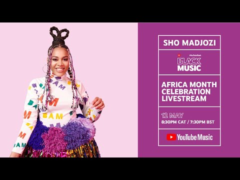 Sho Madjozi Virtual Concert - Africa Month Celebration